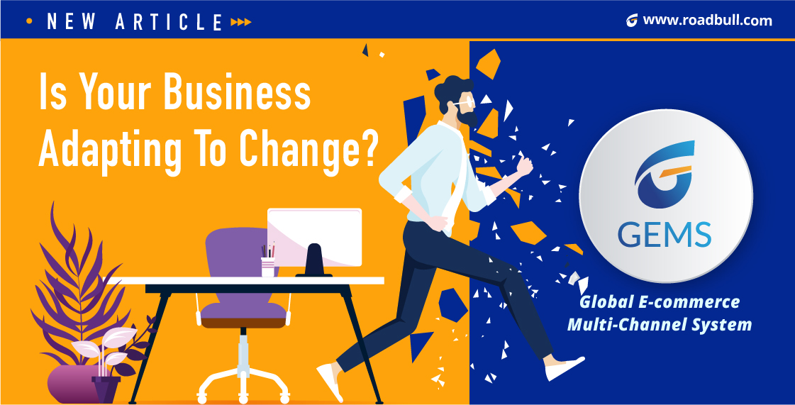 Is Your Business Adapting To Change?